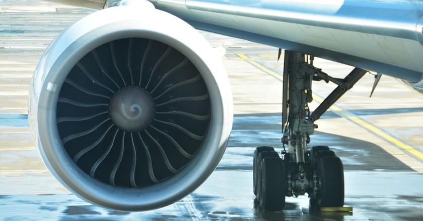 Plane engine | © Dean Moriarty/Pixabay