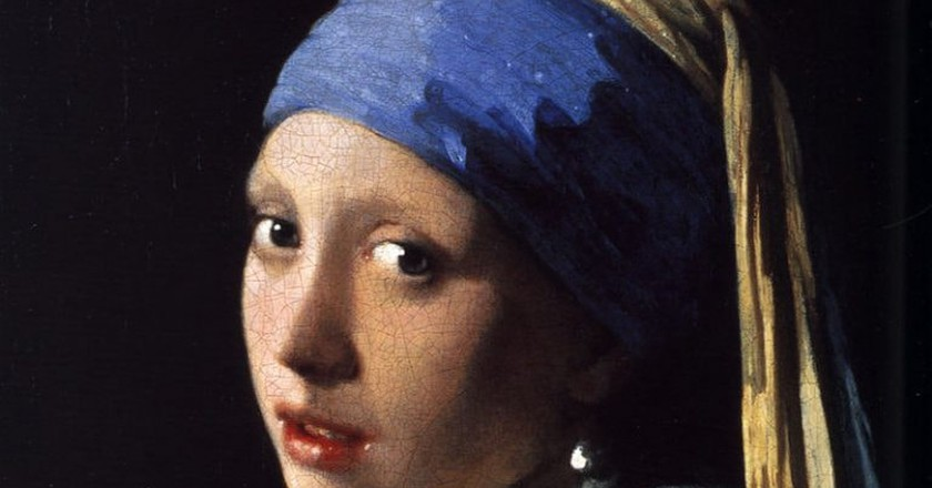 The Girl with the Pearl Earring | via WikiCommons