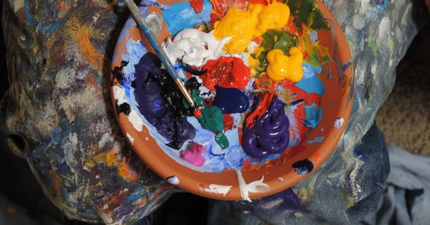 Get creative with these art classes in Johannesburg | © Mike Petrucci/Unsplash