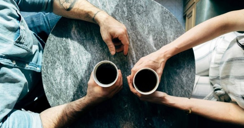 Opt for a more unusual date than meeting for a coffee   © Joshua Ness / Unsplash