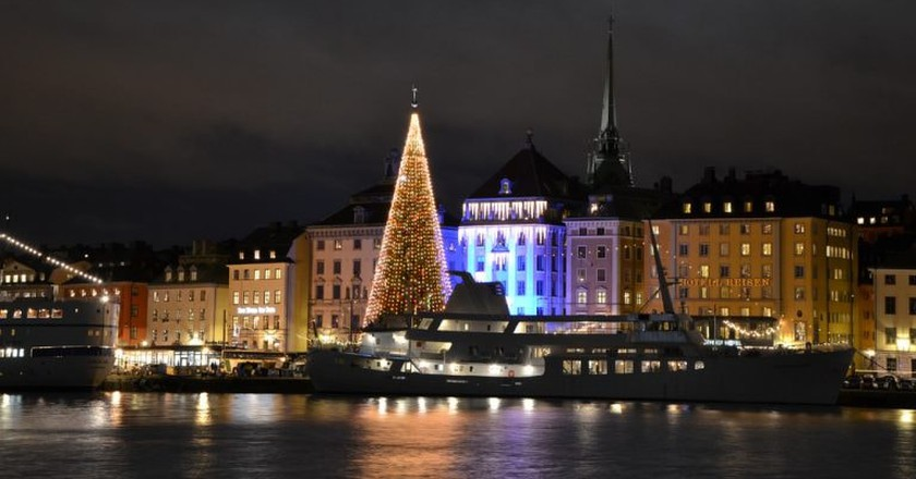 Christmas Tree | © Patrick Strang/Flickr