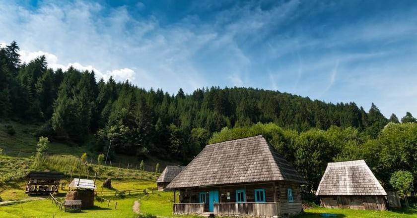 Ukrainian village    © SofiLayla / Pixabay