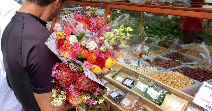 Kings Cross Organic Food Market | Courtesy of Organic Food Markets