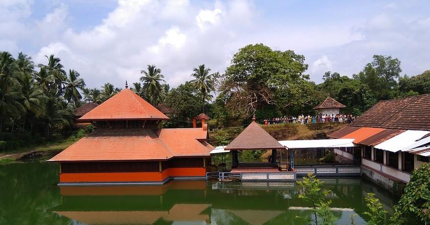 Ananthapura Lake Temple   © Kateelkshetra / Wikimedia Commons