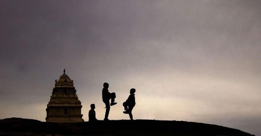 Kempe Gowda Tower | © Sriranjini Sridhar / WikiCommons