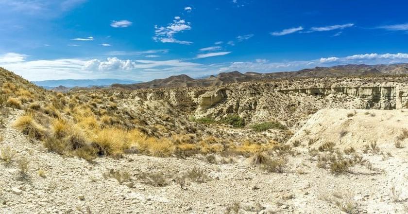 Tabernas Desert, Almería |  © PhotoGranary / Pixabay