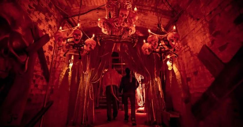 Legends of Horror | Courtesy of Casa Loma