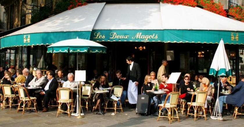 Les Deux Magots, Paris   Pxhere
