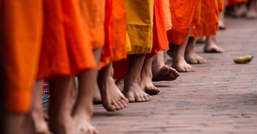 Luang Prabang   © Poswiecie/Pixabay
