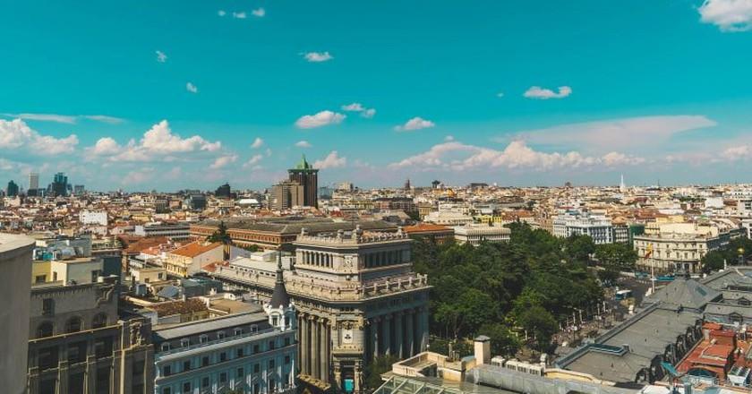 Madrid ©Stan89/Pixabay
