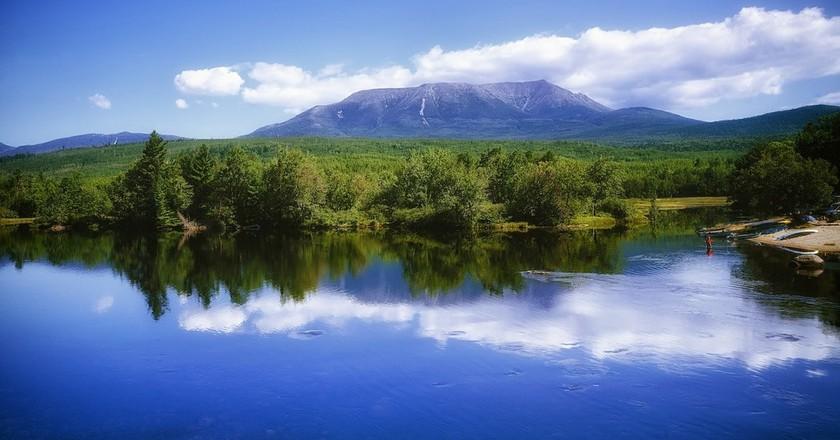 Mt. Katahdin | © 12019/pixabay
