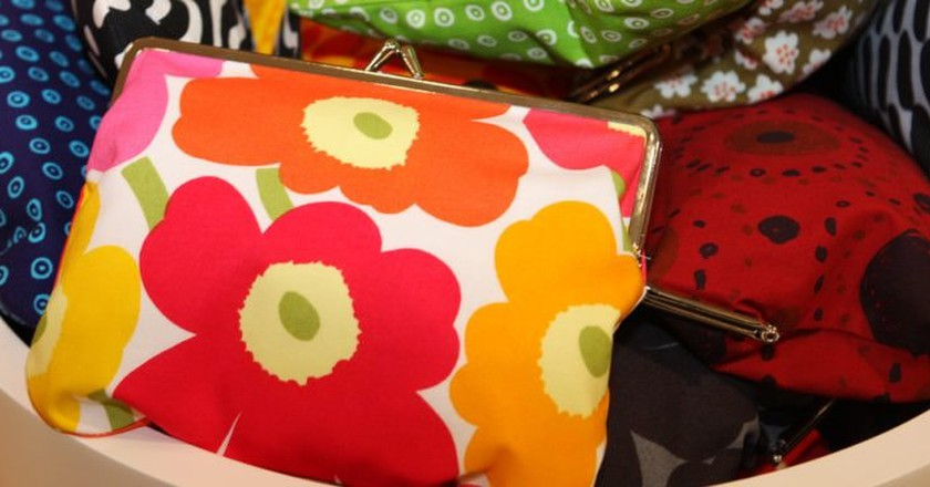 Marimekko bags   © Eva Rinaldi / WikiCommons