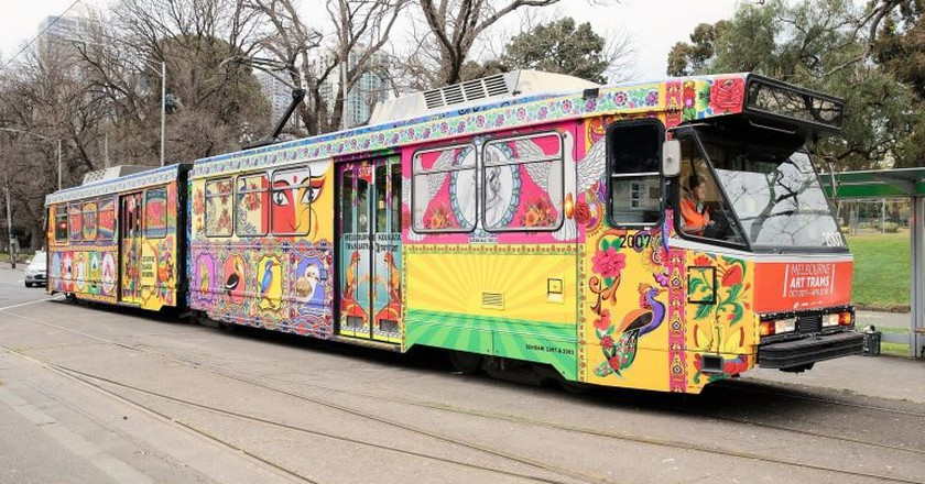 Bushra Hasan—Tramjatra | Courtesy of Melbourne Festival