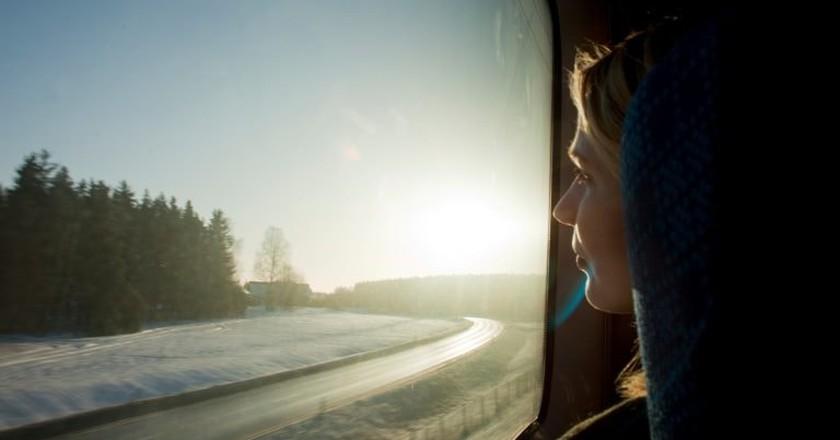 Take a long, slow adventure to the far north   © Melker Dahlstrand/imagebank.sweden.se