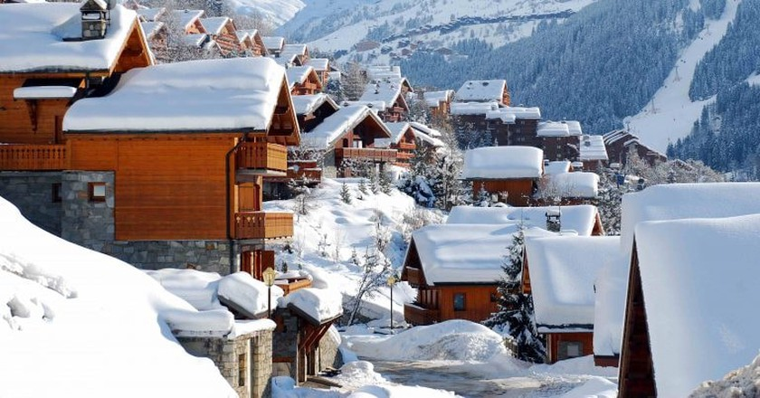Meribel | © wikimedia/googleimages