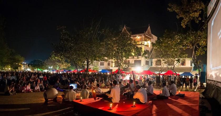 Luang Prabang Film Festival | © Mike Phetchareun
