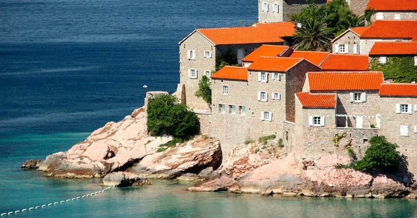 Sveti Stefan, Montenegro | © 3dman_eu/Pixabay