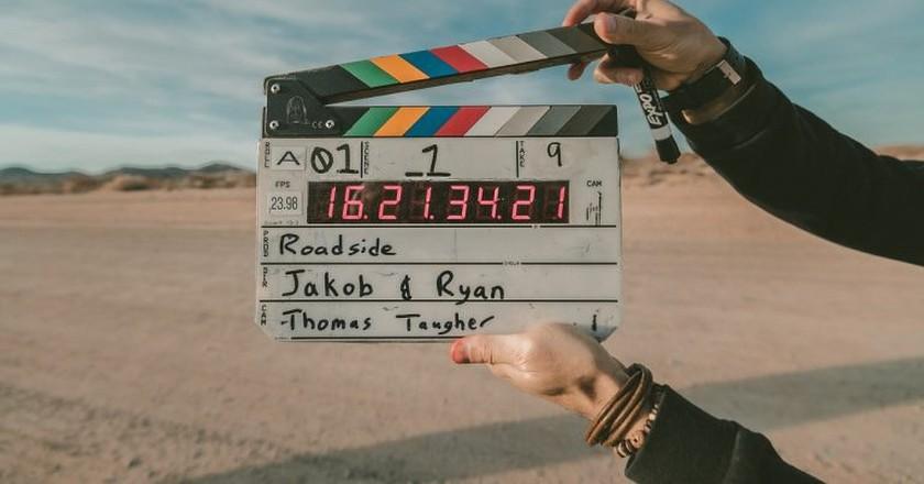 Movie set / © stokpic / Pixabay