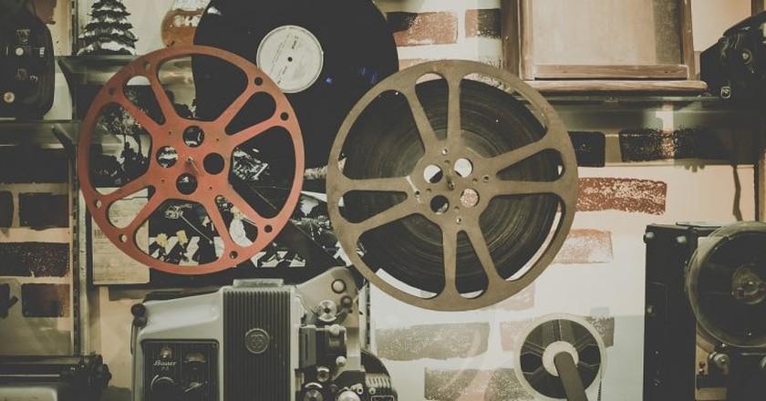Vintage Projectors   © Pixabay