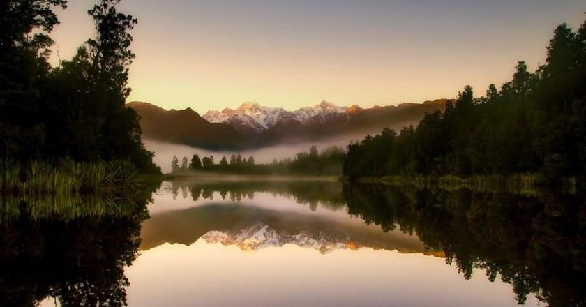 New Zealand Landscape   © Pixabay