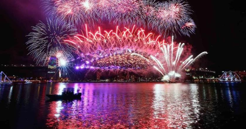 New Years Eve | Courtesy of City Of Sydney