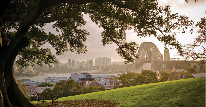 Observatory Hill | Courtesy of MAAS