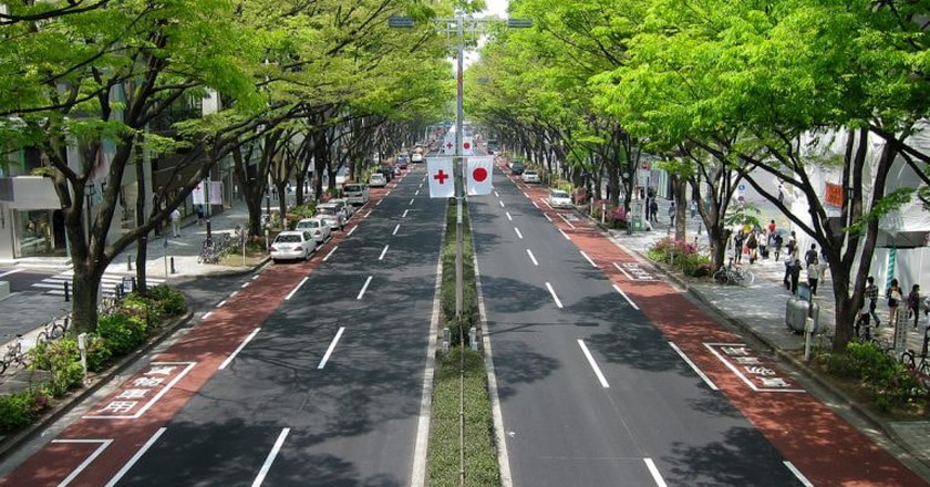 Omotesando, Tokyo at the beginning of summer   © Rs1421 / WikiCommons