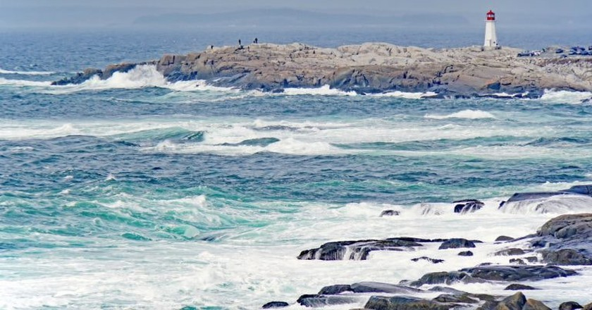Peggy's Cove | © Dennis Jarvis