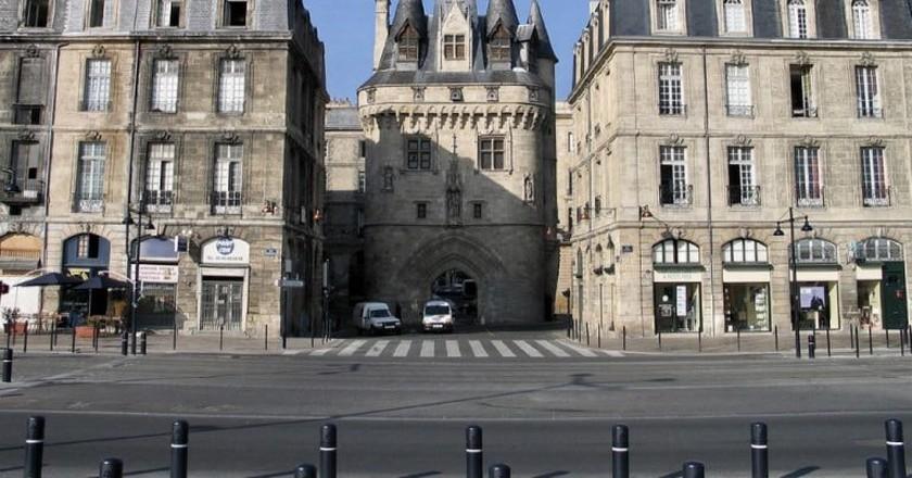 Porte de Cailhau, one of the many UNESCO sites in Bordeaux|© Luidger/WikiCommons