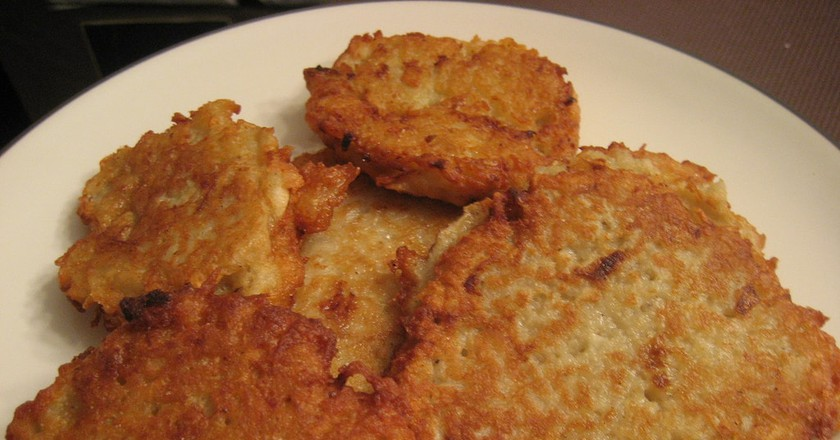 Potato Pancakes | © Adam S/Flickr