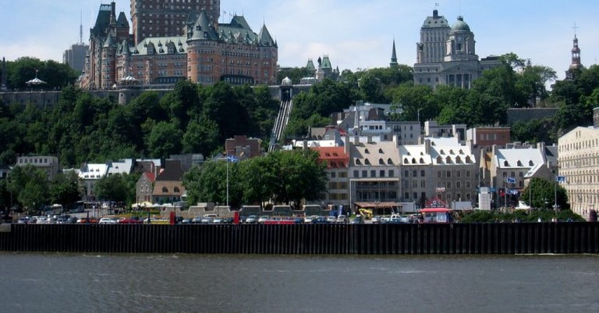 Quebec City | © Kyle Taylor / Flickr