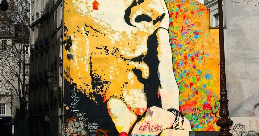 Salvador Dalí street art | © Rbrudolph/Pixabay