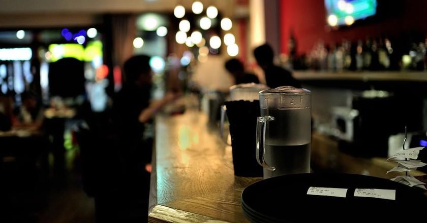 Bar Counter | © ink_lee0/Pixabay