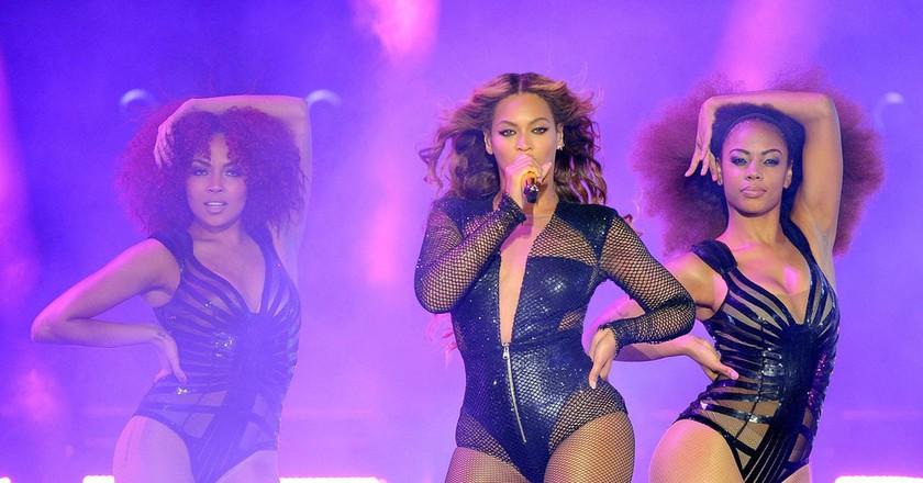 Beyoncé   © Frank Micelotta/REX/Shutterstock