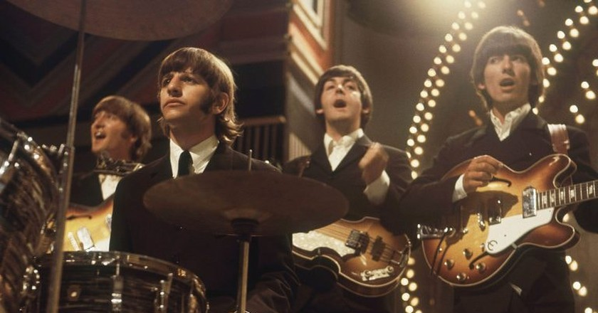 The Beatles | © AP/REX/Shutterstock