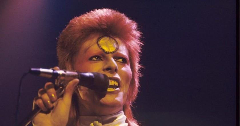 David Bowie | © Ilpo Musto/REX/Shutterstock