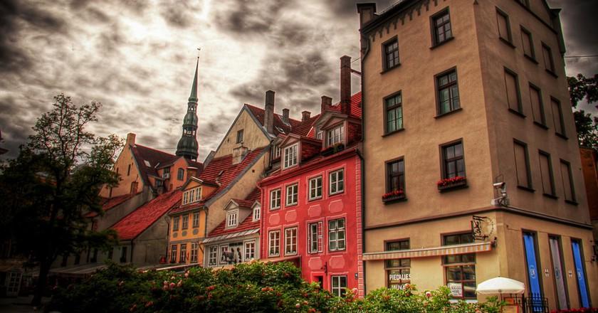 Riga | ©Graham/Flick