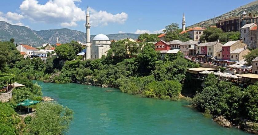 Bosnia and Herzegovina-02212 - Neretva River | © Dennis Jarvis