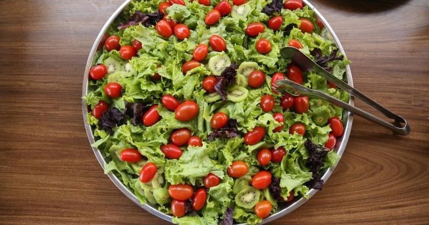 A fresh salad | © César Querino / A Voz de Deux / Flickr