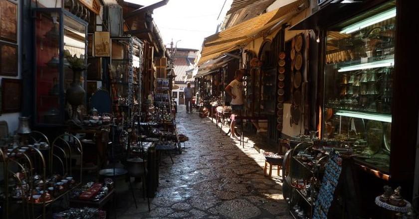 Sarajevo, mother of Europe | © Monika/WikiCommons