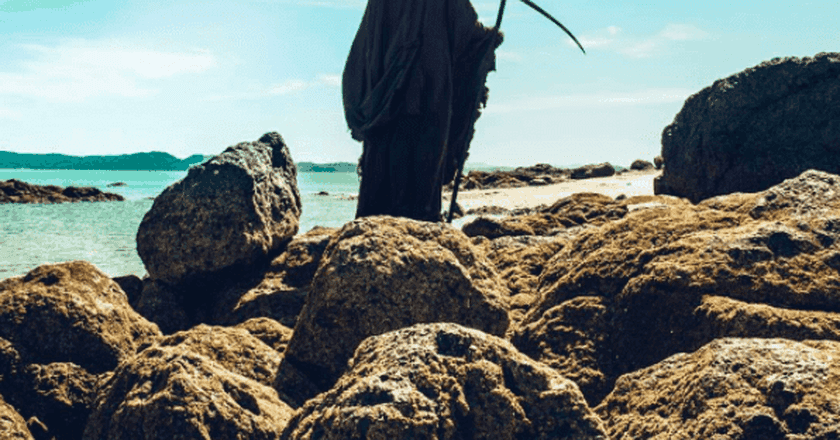 Watch Out for the 'Swim Reaper' Next Time You're in the Ocean