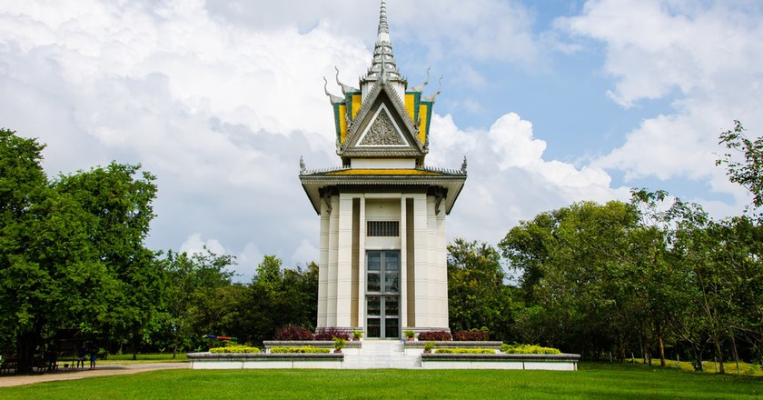 Memorial Stupa | © Seashell World/ Shutterstock.com