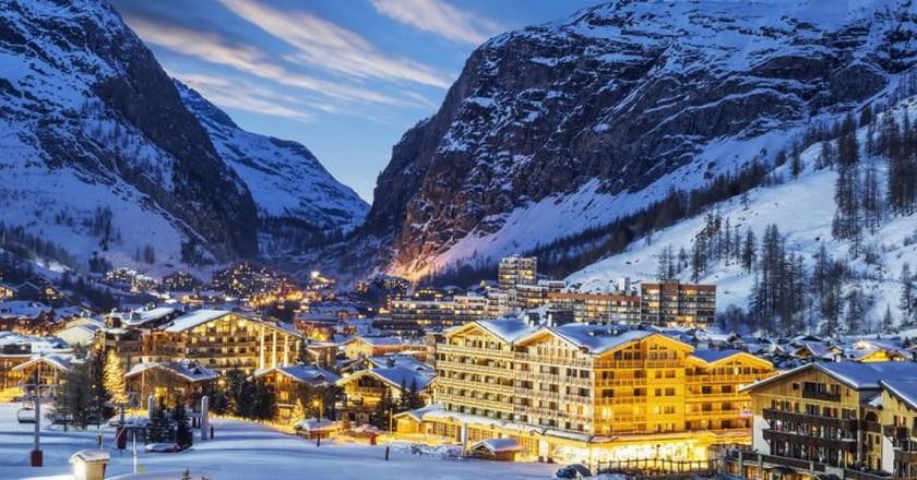 Val D'Isere   © prochasson frederic / Shutterstock