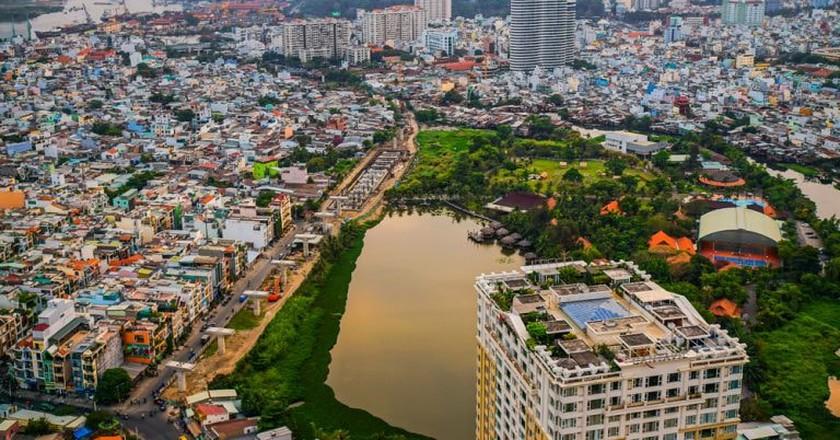 Ho Chi Minh City, Vietnam   © Pham Duy Thien / Shutterstock