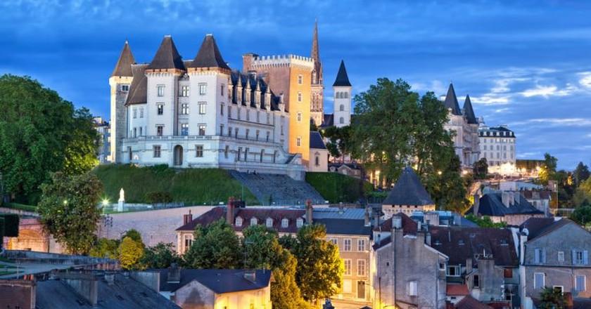 Pau Castle, Aquitaine, France | © Sergey Dzyuba/Shutterstock