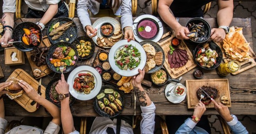 Food Lovers | © Olga Klochanko/Shutterstock