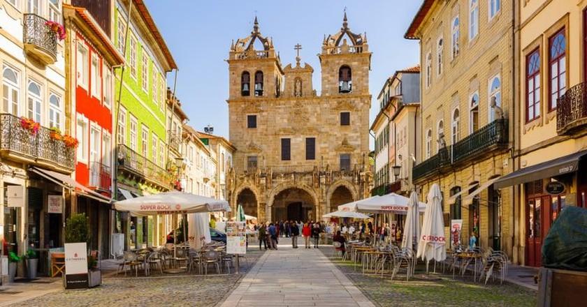Braga's historic center ©  Anton_Ivanov / Shutterstock