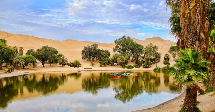 Huacachina | ©  Don Mammoser / Shutterstock