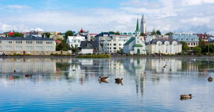 Reykjavik in the Summer, Iceland | ©Utemova Ekaterina/Shutterstock