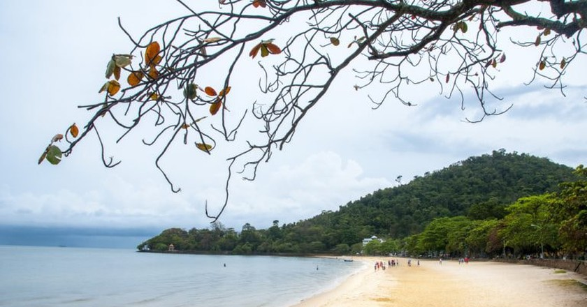 Kep was once the premier beach destination across Indochina